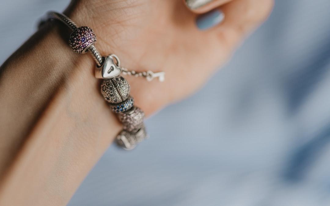 bracelet charm breloque